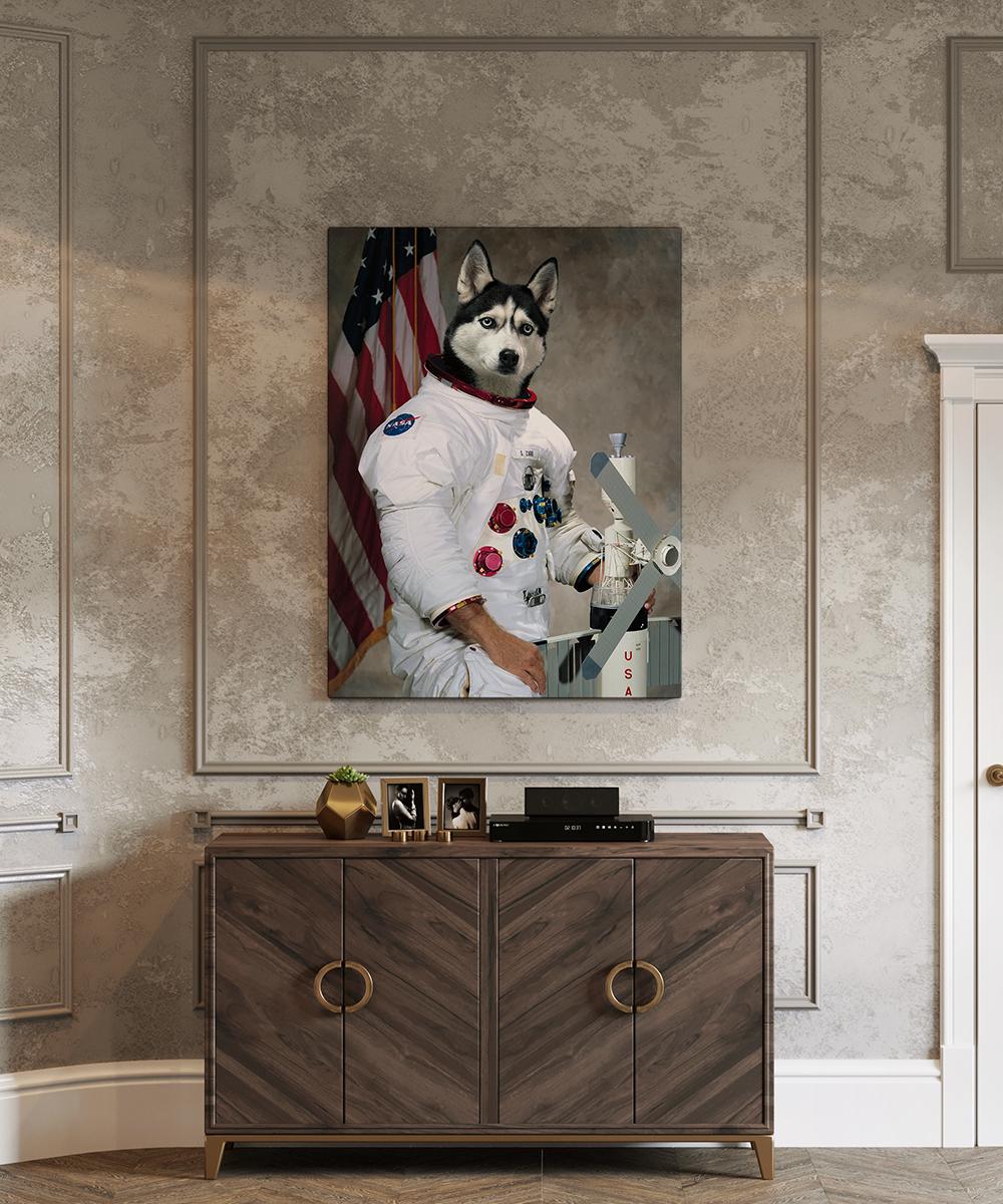 Tablou canvas personalizat Astronaut