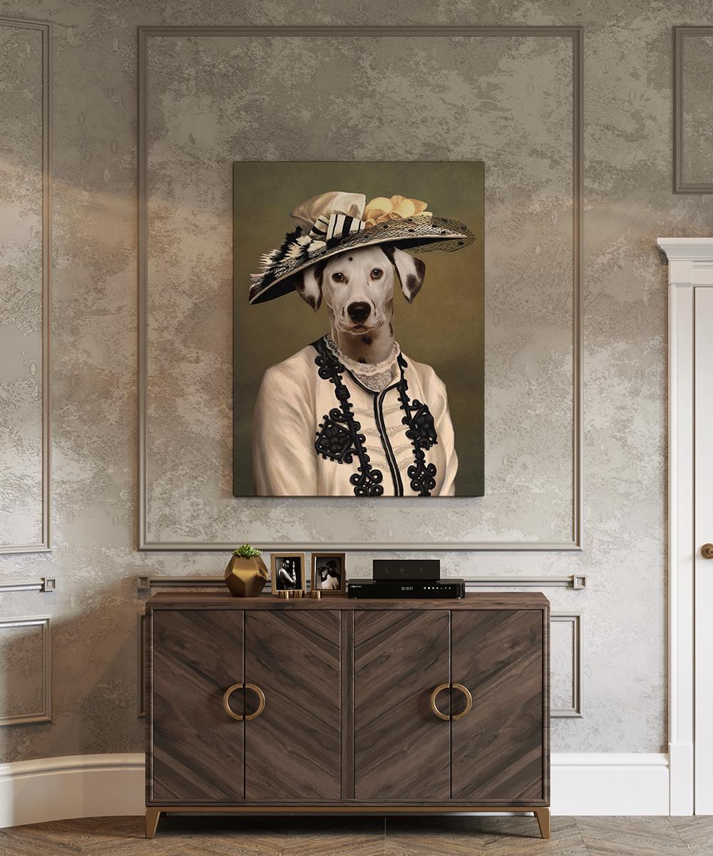 Tablou canvas personalizat Downton Abbey
